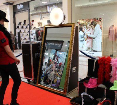 photobooth original, selfie miroir